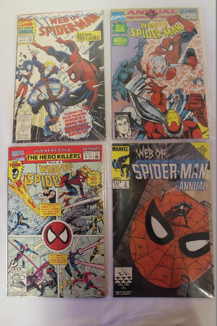 Spider-Man annual lot - 5