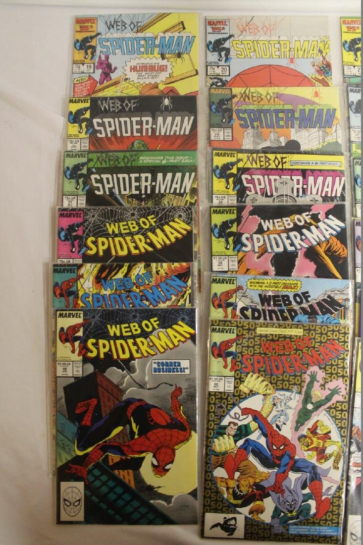 Spider-Man comic book lot - 2