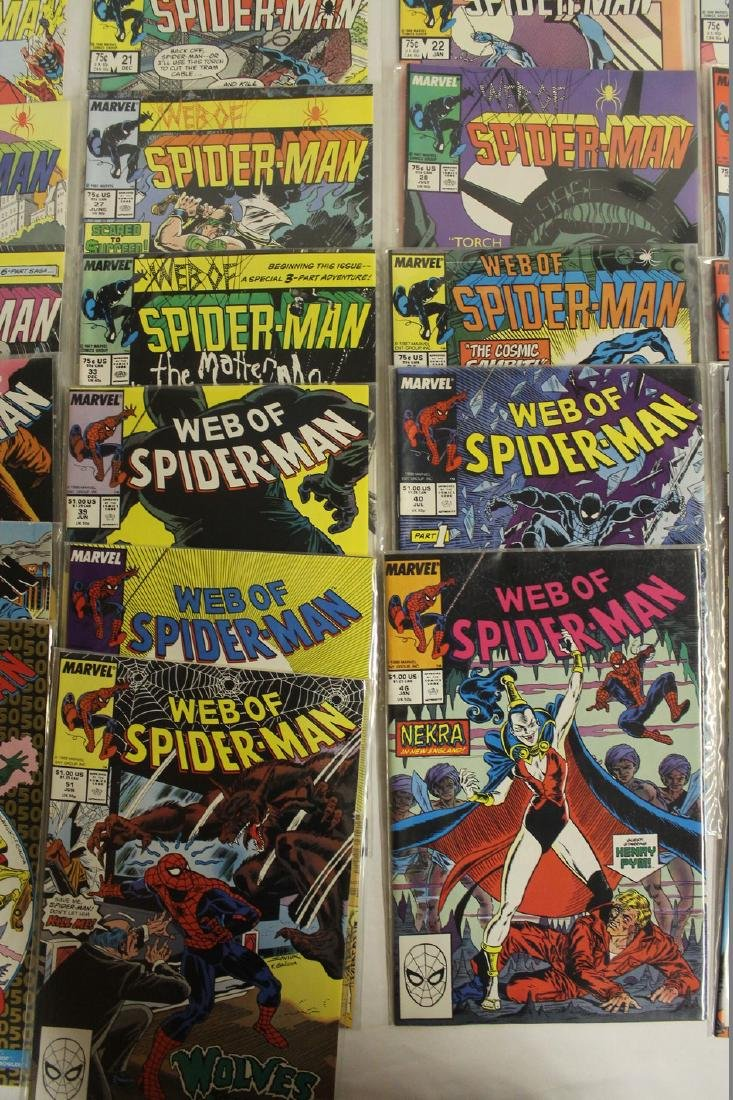Spider-Man comic book lot - 3
