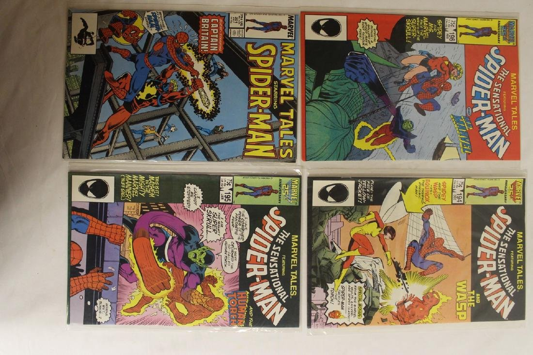Marvel Tales and Marvel team-up comic book lot - 3