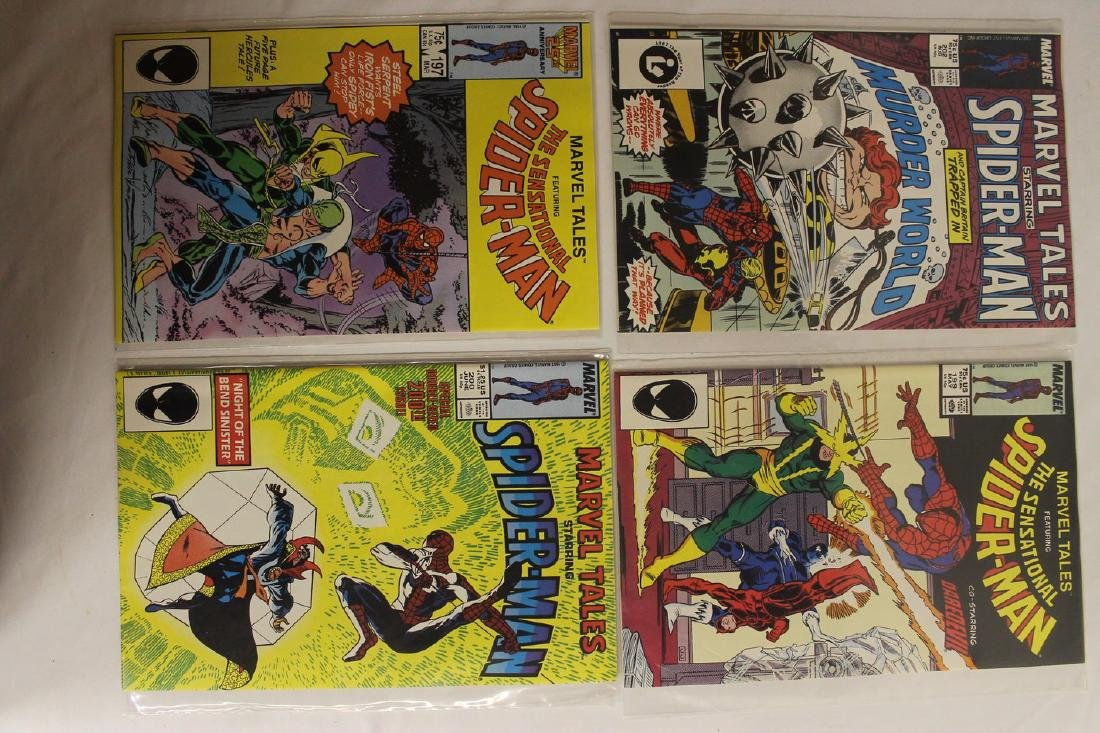 Marvel Tales and Marvel team-up comic book lot - 4