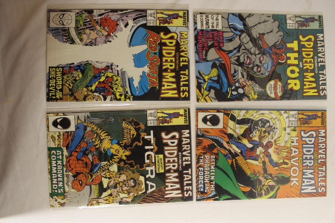 Marvel Tales and Marvel team-up comic book lot - 5