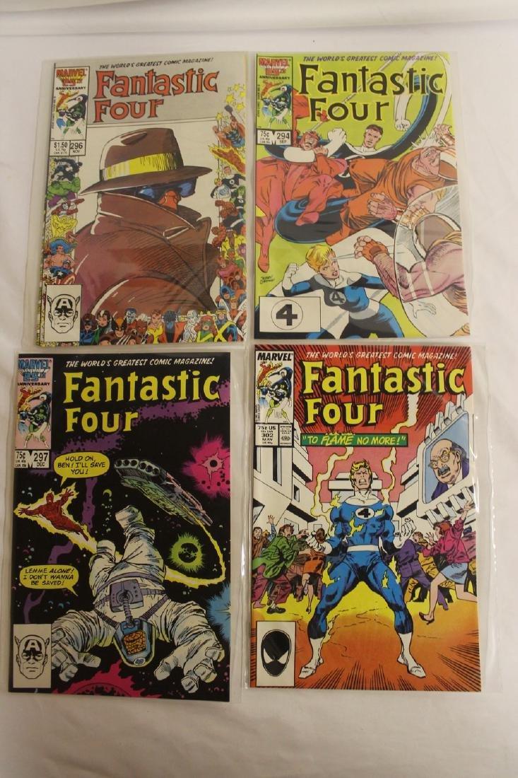 Fantastic Four comic book lot - 6