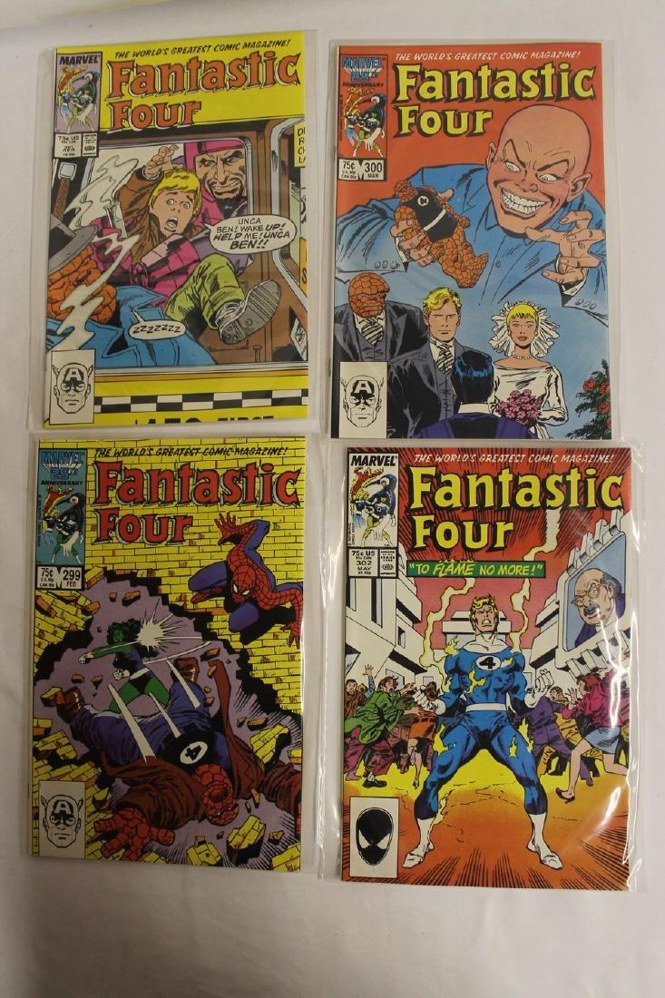 Fantastic Four comic book lot - 7
