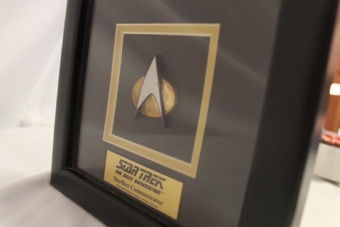 Lot of three Star Trek collectibles - 2
