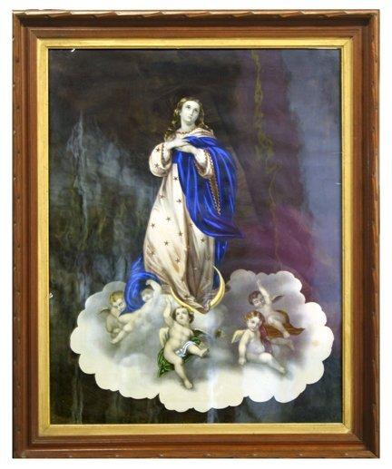 10: Victorian Print Of Woman
