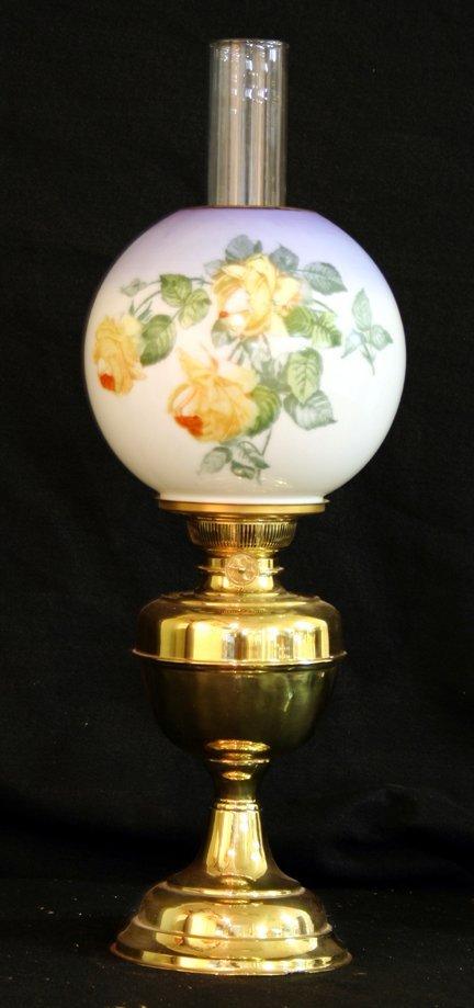 308: Table Kerosene Lamp