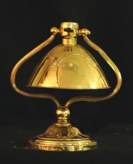311: Brass Piano / Desk Lamp