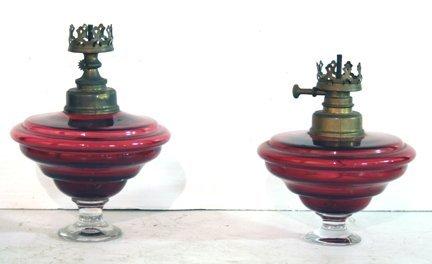 315: Pair Kerosene Burners