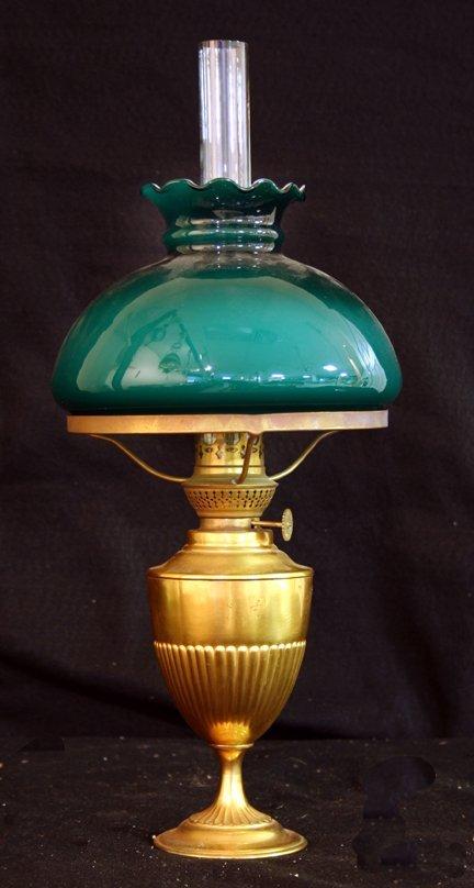 323: Kerosene Table Lamp