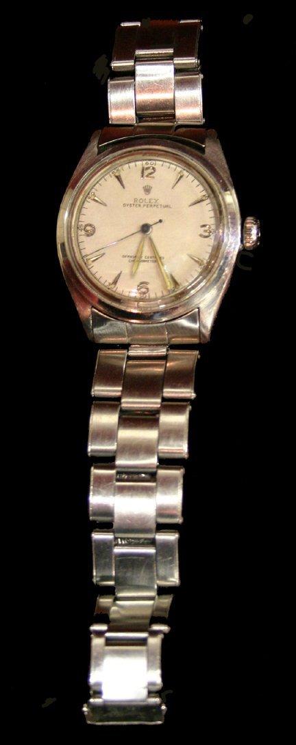 17: 1950 Rolex Watch