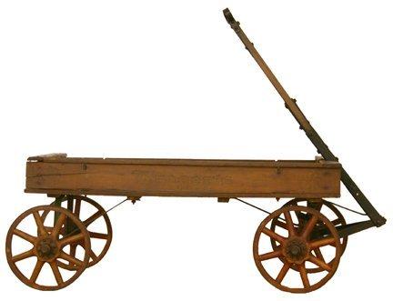 20: Kroger Wagon