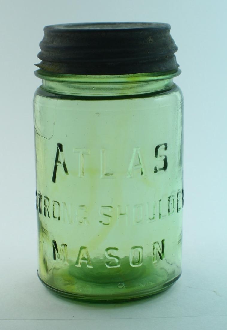 ATLAS STRONG SHOULDER MASON