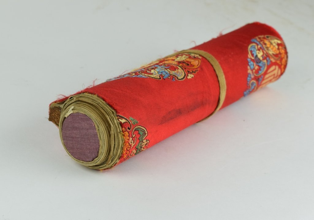 "Chinese ""Chun Gong Tu"" Scroll Painting - 6"