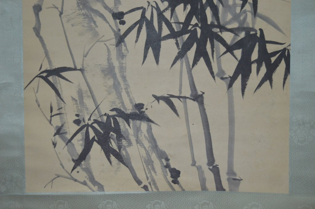 Zheng Xie (1693–1765), Bamboo and Rocks. - 5