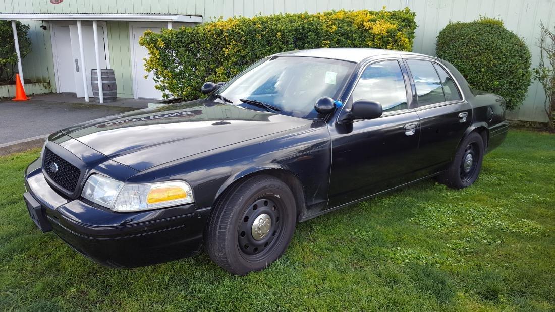 2008 Ford  Crown Victoria Police Interceptor - 3