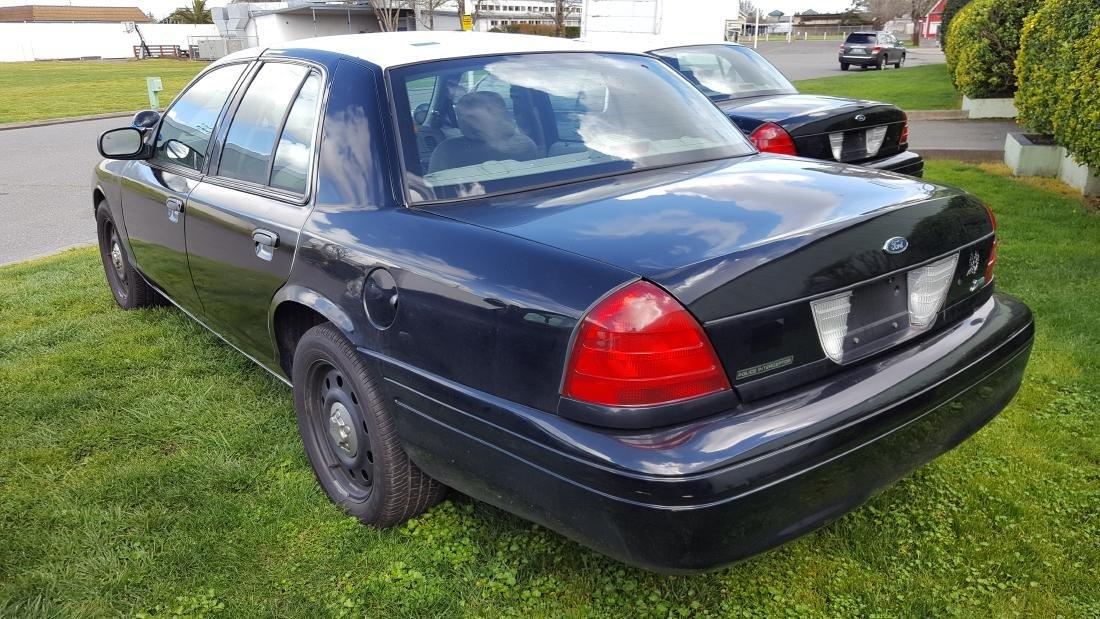 2009 Ford Police Interceptor - 3