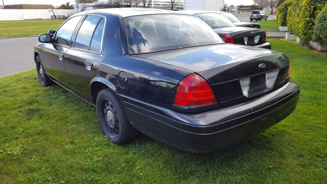 2007 Ford Crown Victoria Police Interceptor - 3