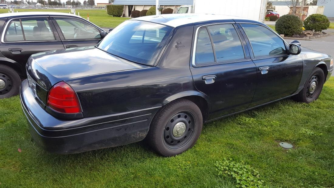 2007 Ford Crown Victoria Police Interceptor - 4