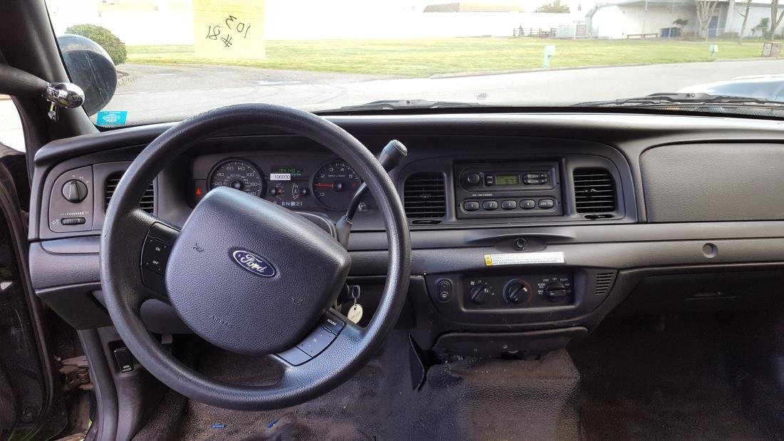 2007 Ford Crown Victoria Police Interceptor - 5