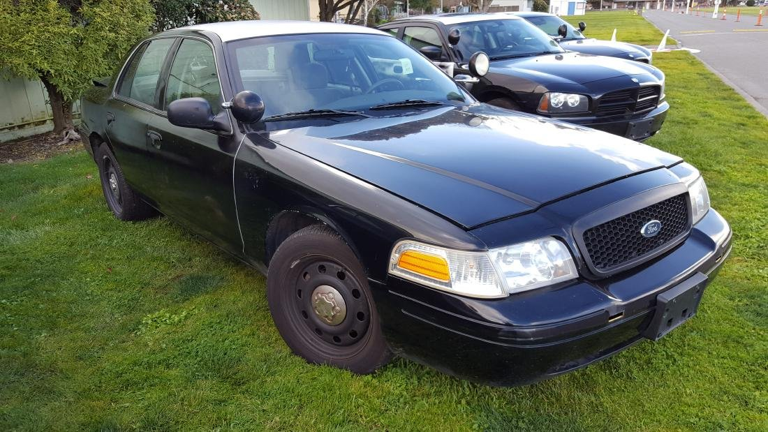 2008 Ford  Crown Victoria Police Interceptor - 2