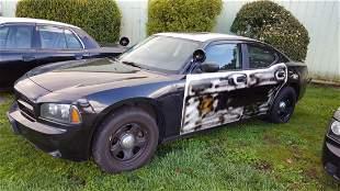 2009 Dodge Charger Police Sedan #84