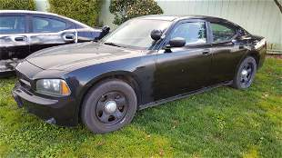 2009 Dodge Charger Police Sedan #76