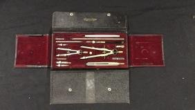 A. Lietz drafting tool set from Germany