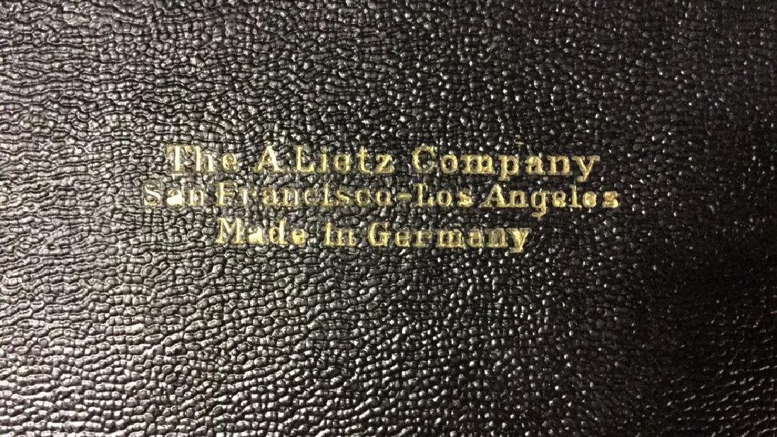 A. Lietz drafting tool set from Germany - 3