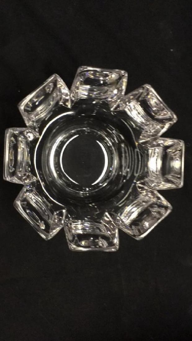 Orefors Crystal Bowl - 3
