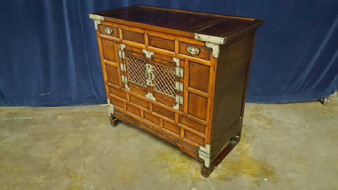Two Asian style commodes - 3