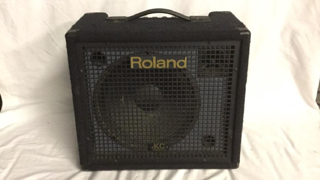 Roland four channel mixing keyboard amplifier