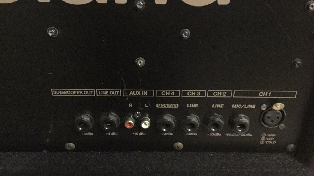 Roland four channel mixing keyboard amplifier - 3