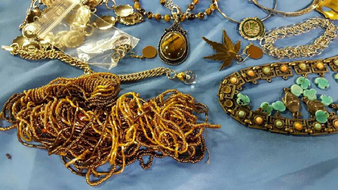 Misc costume jewelry - 2