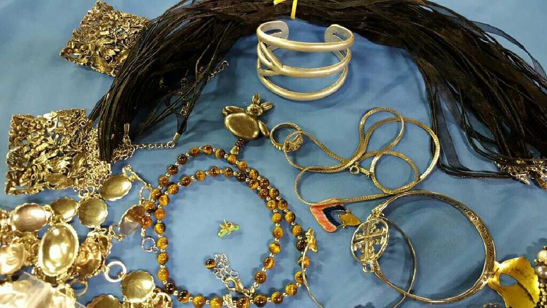Misc costume jewelry - 3