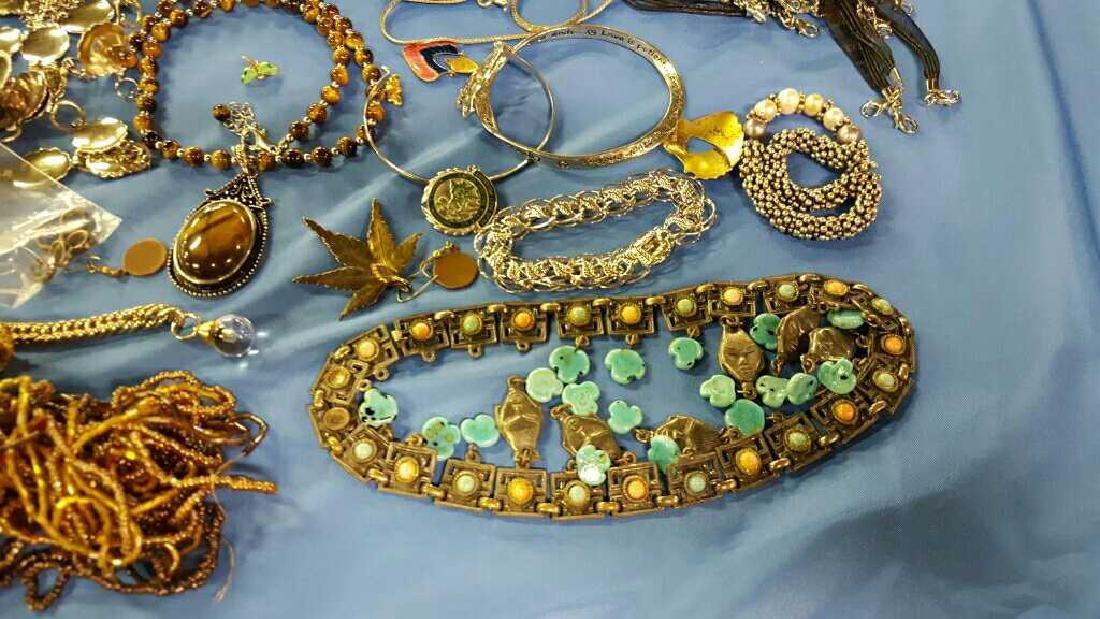 Misc costume jewelry - 4