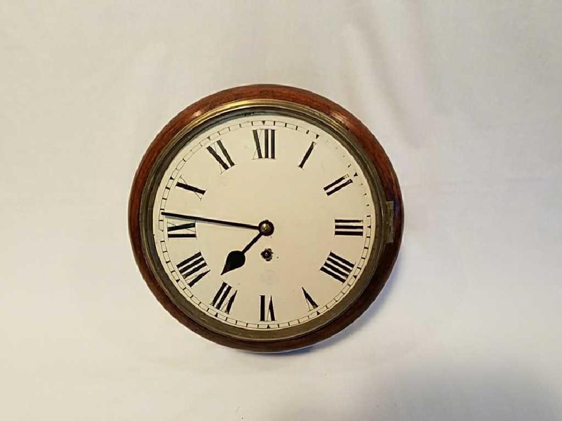 12'' Fusee 8 day  wall clock, London 371/620