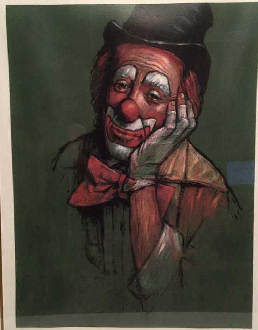 Leighton Jones 109/325 Clown Print - 6