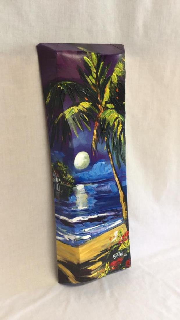 Moonlight Kisses by Steve Barton gallery wrap