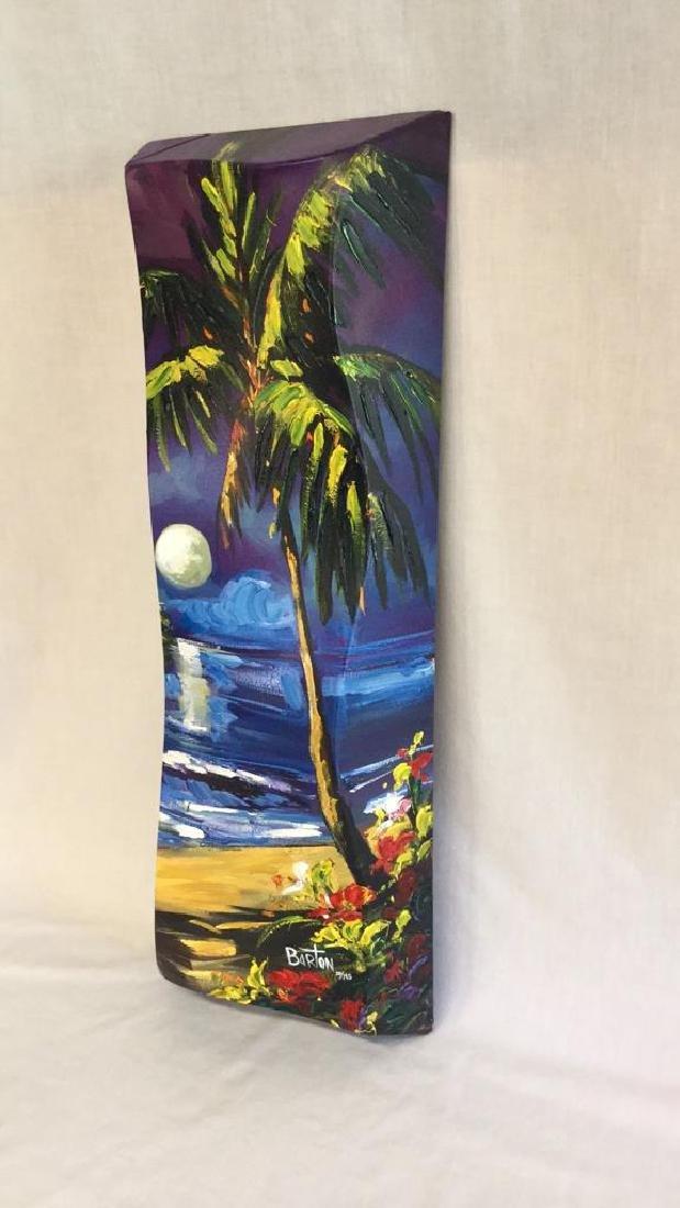 Moonlight Kisses by Steve Barton gallery wrap - 2