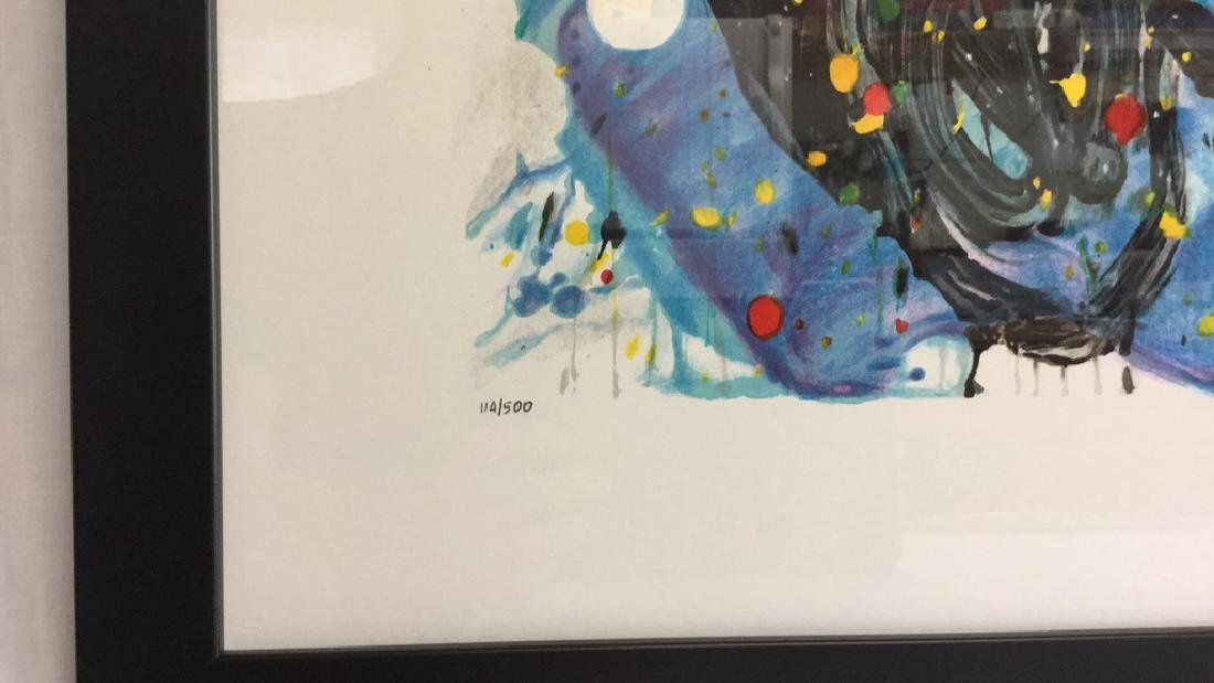 """Chillin"" by Tom Everhart  Lithograph 114/500 - 2"