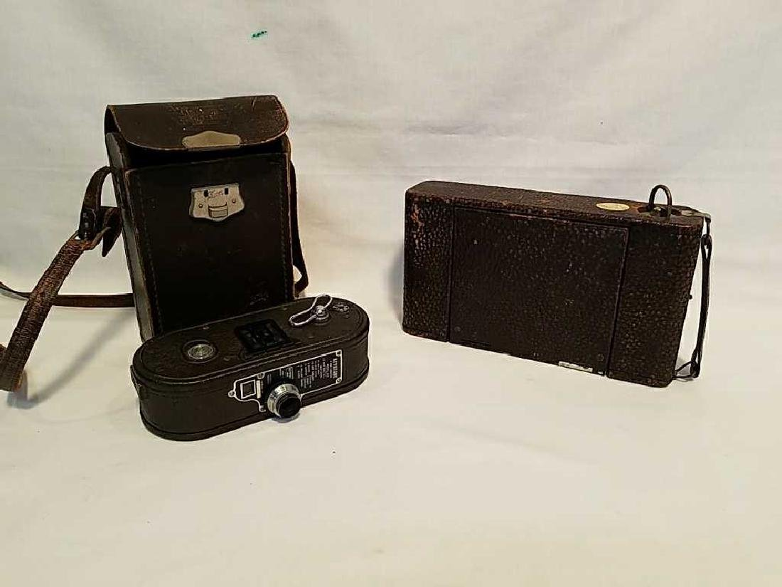 Keystone 8mm Movie Camera plus additional camera