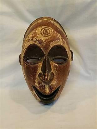 African Papua New Guinea death mask