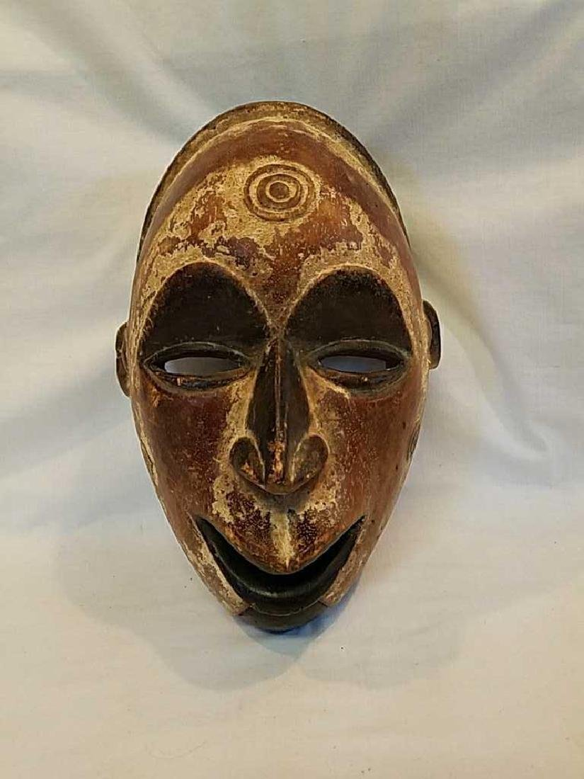 African Papua New Guinea death mask