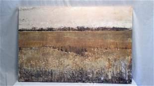 "Canvas print.  Unknown 45"" x 30"""