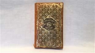 Prosper Merimee French Antique Book