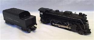 LIONEL 2026 STEAM ENGINE & 6466WX TENDER