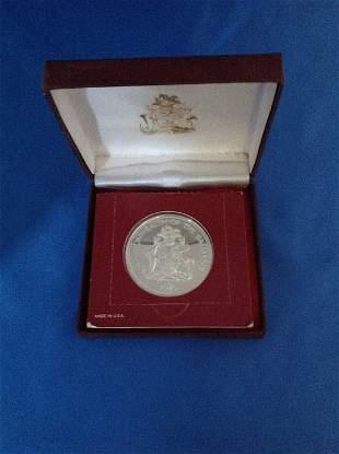 1976 $2 Bahama Islands coin