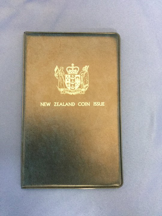 2 New Zealand Coin Sets - 3