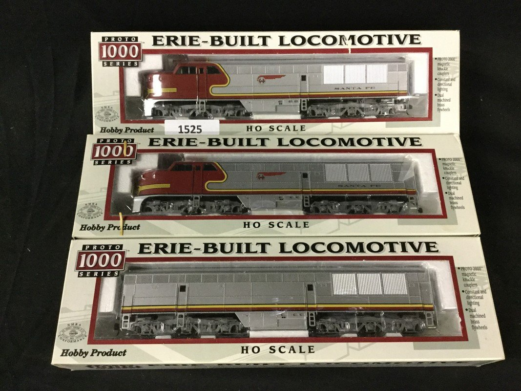 Walthers Proto Series 1000 Erie-Built Locomotive Ho